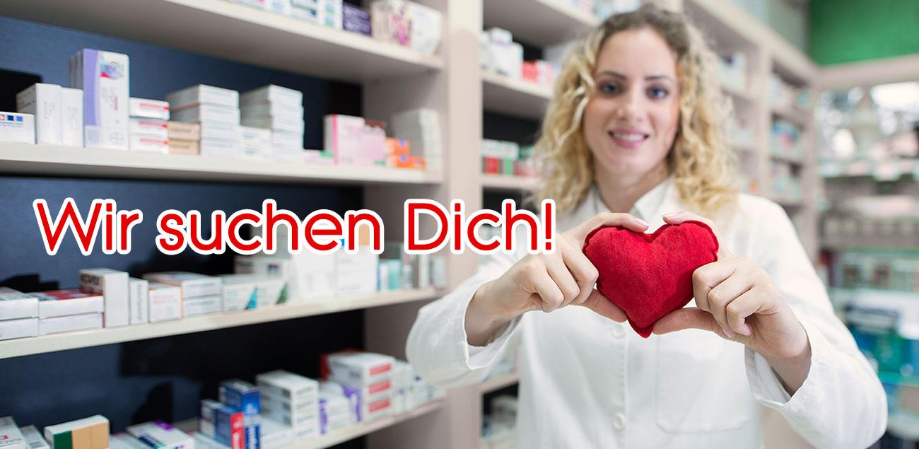 Apothekerin gesucht Karlsruhe - Stellenanzeige
