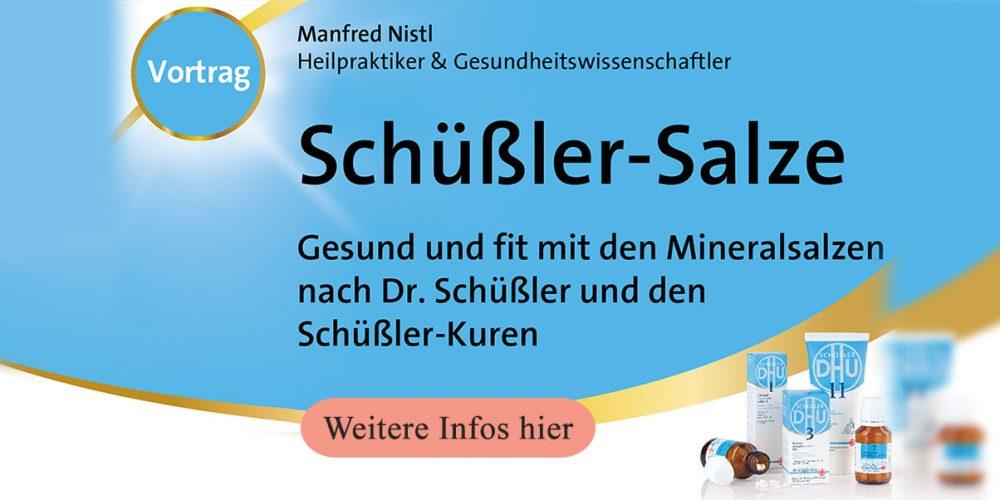 Schüßler Salze – Gesund und Fit durch Mineralsalzen